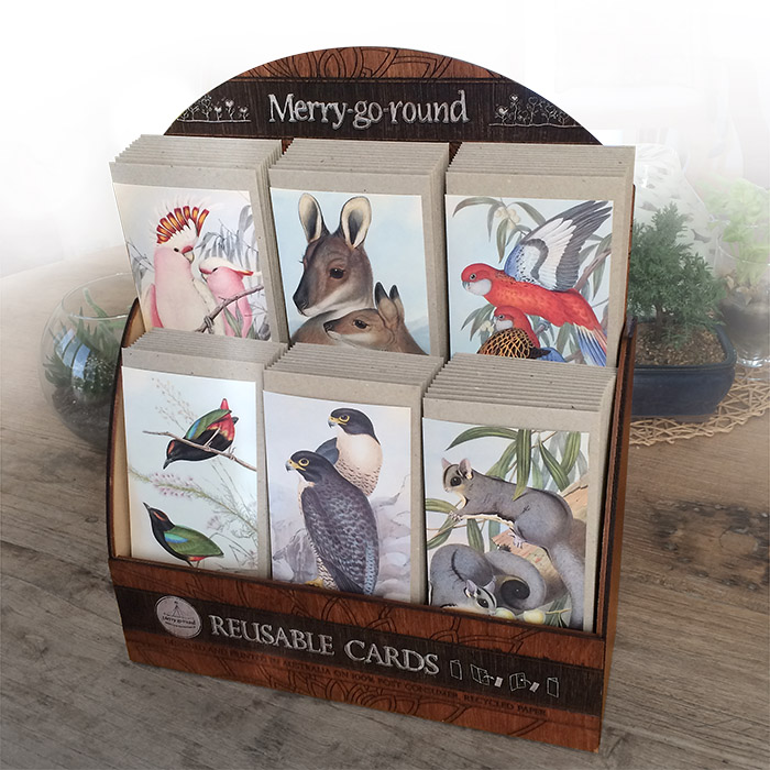 merrygoround-cards-display-box